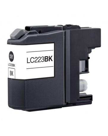INK JET COMP BROTHER LC223BK NEGRO