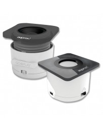 ALTAVOCES APPROX PORT 3W GO&PLAY APPSP10WBK*
