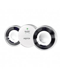 ALTAVOCES APPROX BLUETOOTH 2.1 APPSPBTW BLANC*