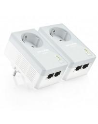 POWER LINE TP-LINK 2 AV500+500MBPS TLPA4020PKIT*