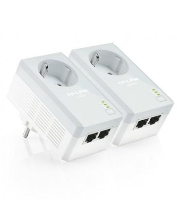 KIT INICIO TP-LINK 2 POWERLINE AV500+ 500MBPS
