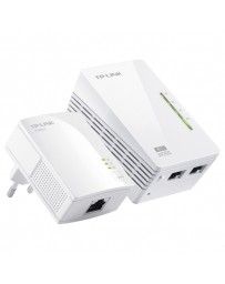 POWER LINE TP-LINK WIFI AV600 300MBPS TL-WPA4220KIT