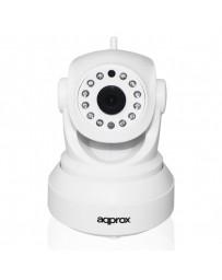 CAMARA IP APPROX WIRELESS HD/PAN/VIS.NOCTURNA APPIP02P2P