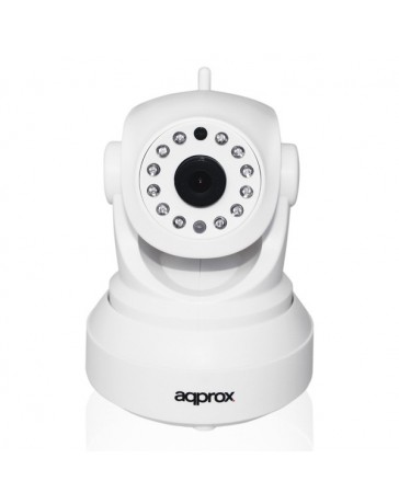 CAMARA IP APPROX WIRELESS HD/PAN/VIS.NOCTURNA APPIP02P2P