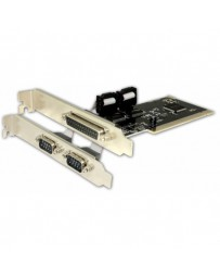TARJETA APPROX PCI 2 SERIE/1 PARALELO APPPCI1P2SV2*