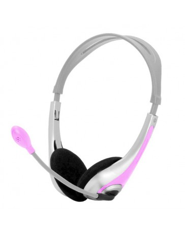 AURICULARES APPROX STEREO PC APPHS02P ROSA*
