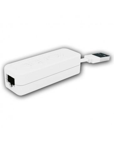 ADAPTADOR APPROX USB 2.0 A RJ45 APPC07V2