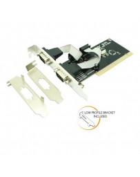 TARJETA APPROX PCI 2 PUERTO SERIE APPPCI2S