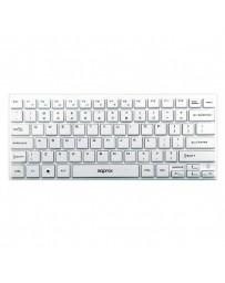 TECLADO APPROX BLUET PC/IPAD/IPHO APPKBBT01W