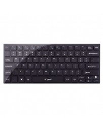 TECLADO APPROX BLUET PC/IPAD/IPHO APPKBBT01B*