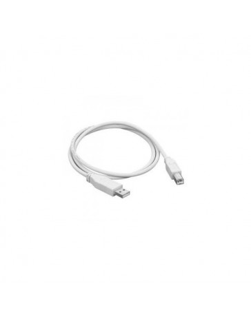 CABLE USB TIPO A/B 2 METROS M/M, 2.0