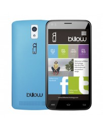 "TELEFONO SMARTPHONE BILLOW 5"" S51HDLB 8GB QC 1.3GHZ AZUL*"
