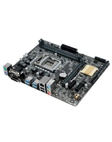 PLACA BASE ASUS INTEL B150M-K 1151 DDR3 32GB VGA+DVI
