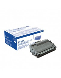 TONER BROTHER ORIG.TN3430 HLL5000D/5100DW/6300DW
