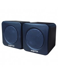 ALTAVOCES APPROX MULTIMEDIA 5W APPSPAE NEGRO