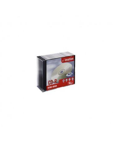 CD-R 700MB IMATION 52X SLIM C/10