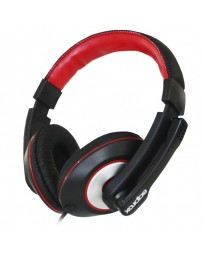 AURICULARES APPROX PRO APPHS04PRO NEGRO/ROJO