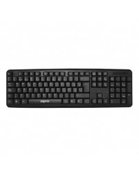 TECLADO APPROX WIRED ECO APPKBECO NEGRO
