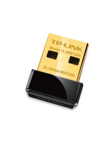 ADAPTADOR TP-LINK WIFI USB 150MB NANO TL-WN725N