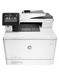MULTIFUNCION HP LASERJET COLOR PRO M477FNW