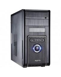 CAJA SEMITORRE APPROX LUMIERE M-ATX APPGXM008 S/F NEGRA