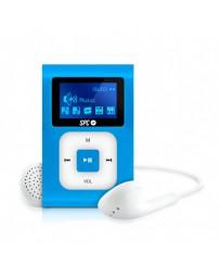 MP3 SPC CLIP EXTREME 8GB GRAN PANTALLA RADIO FM 8648A AZUL