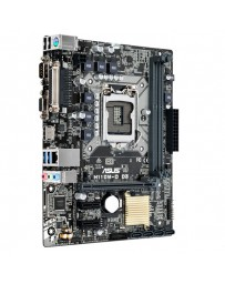 PLACA BASE ASUS INTEL H110M-D 1150 DVI/VGA