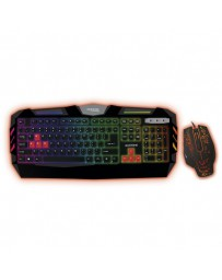 TECLADO+RATON APPROX GAMING APPCROME