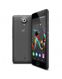 "TELEFONO SMARTPHONE WIKO U FEEL 5"" 3GB GREY"