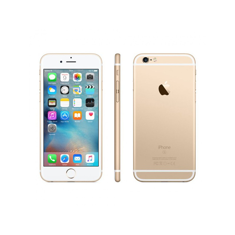 Telefono Smartphone Apple Iphone 6s 16gb Oro Pcuniversal