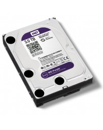 DISCO DURO WESTERN DIGITAL PURPLE 3 TB SATA 3.5""