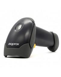 LECTOR CODIGO DE BARRAS APPROX APPLS02 USB LASER