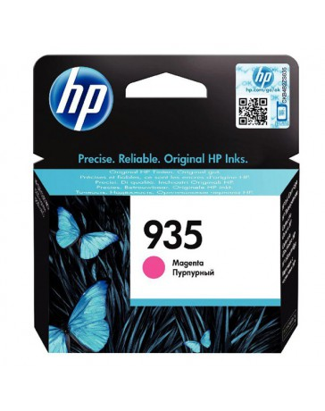 INK JET HP ORIG. C2P21AE MAGENTA Nº 935