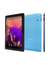 "TABLET BILLOW X100LBV6 10.1"" QUAD 1.5GHZ/16GB/1GB BLUE"