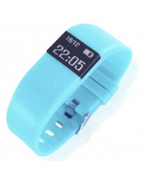 PULSERA BILLOW BT 4.0 HEART READER LIGTH BLUE
