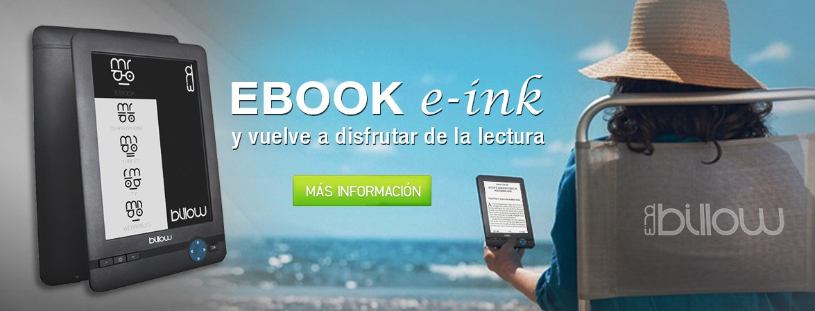 Ebooks Billow
